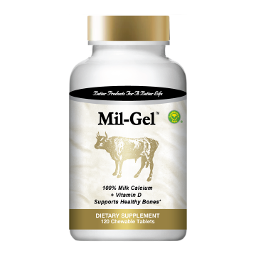 mil-gel (Chewable Tablet)