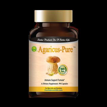 Agaricus-Pure