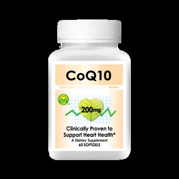 信心天然辅酶Q10(200mg)